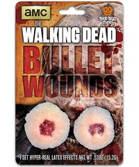 The Walking Dead Bullet Wound Appliance image