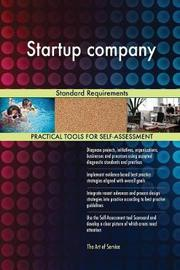 Startup Company Standard Requirements by Gerardus Blokdyk image