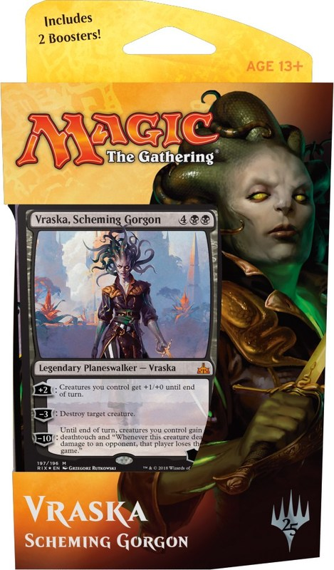 Magic The Gathering Planeswalker Deck: Vraska, Scheming Gorgon
