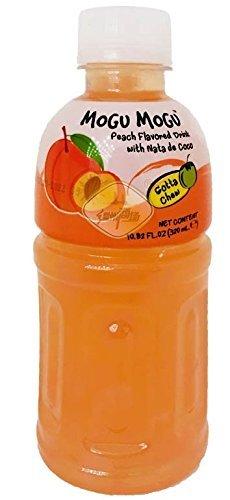 Mogu Mogu Peach Flavored Drink 320ml image