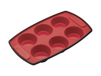 MasterClass: Smart Silicone 6 Cup Muffin Pan (30cm)