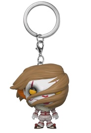 It: Pennywise (with Wig) - Pocket Pop! Key Chain