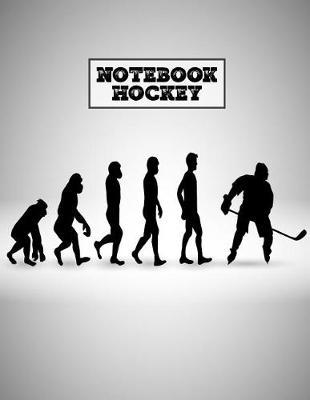 Hockey Notebook by Hockey Notebook image