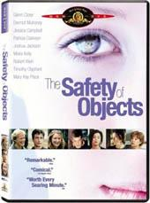 The Safety Of Objects on DVD