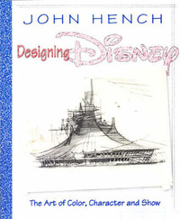 Designing Disney by John Hench image