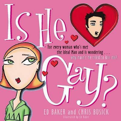 Is He Gay? by Ed Baker image