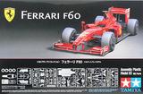 Tamiya Ferrari F60 with Photo Etched Parts 1:20 Kitset Model