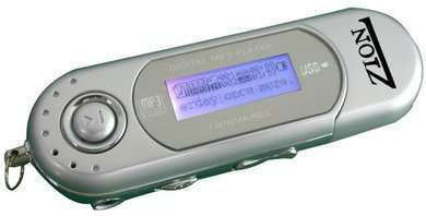 Zion MP3/WMA Player 256MB
