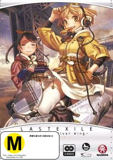 Last Exile: Fam, The Silver Wing - Collection 1 on DVD