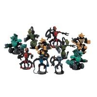 Dreadball Ro-tek Brutes- Mechanite Team