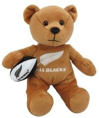 All Blacks: Brown Bear with Haka sound