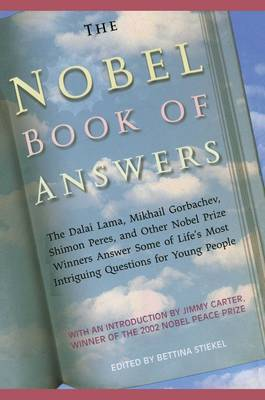 The Nobel Book of Answers by Various ~