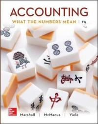 Accounting: What the Numbers Mean by David Marshall
