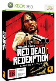 Red Dead Redemption Limited Edition for Xbox 360