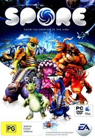 SPORE for PC Games