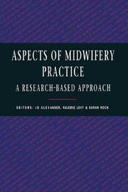 Aspects of Midwifery Practice by Jo Alexander