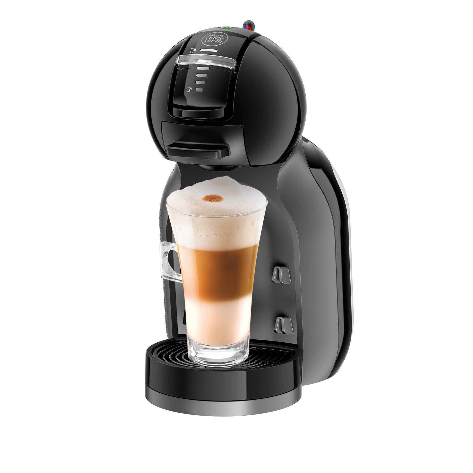 nescafe dolce gusto mini me black coffee machine at. Black Bedroom Furniture Sets. Home Design Ideas