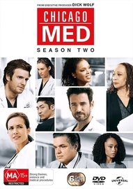 Chicago Med - Season 2 on DVD