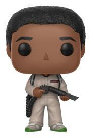Stranger Things S2: Lucas (Ghostbuster Ver.) - Pop Vinyl Figure
