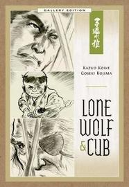 Lone Wolf And Cub Gallery Edition by Kazuo Koike