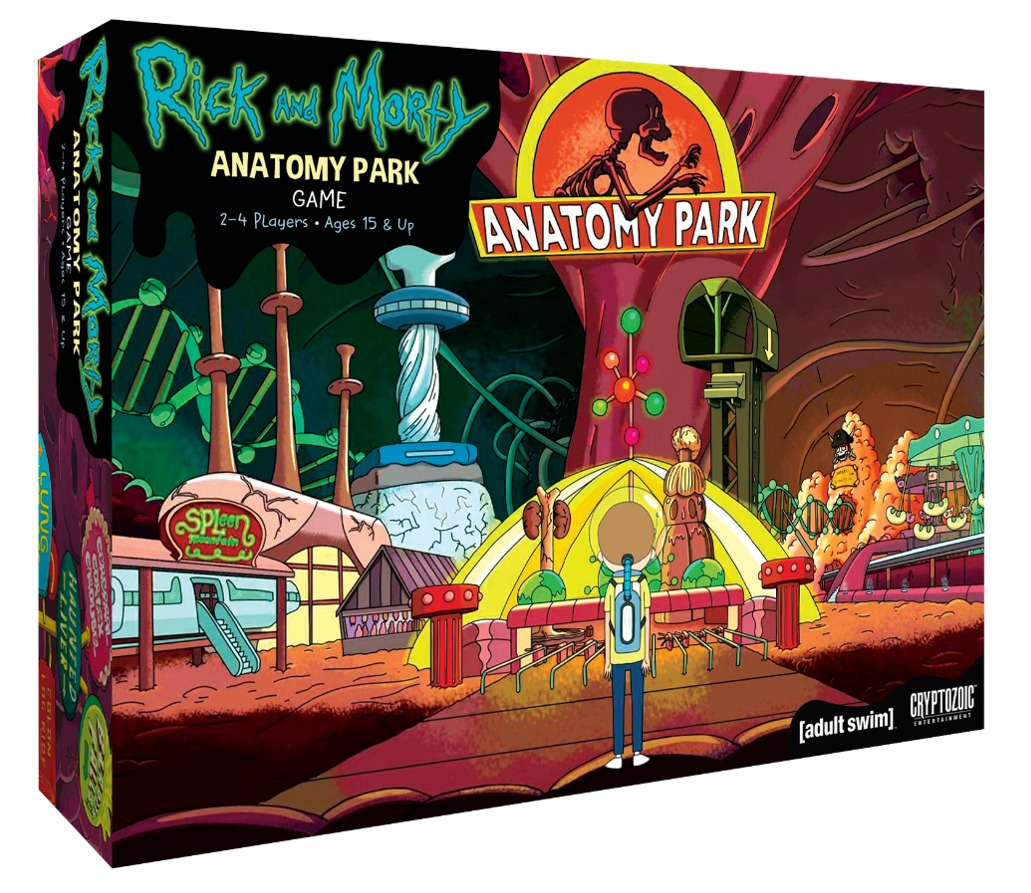 Rick and Morty: Anatomy Park - The Game image