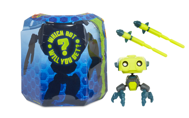 Ready2robot: Bot Blasters Pack - Lime Green