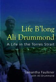 Life B'long Ali Drummond by Samantha Faulkner image