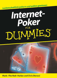 Internet-poker Fur Dummies by Chris Derossi image