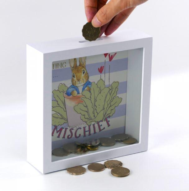 Beatrix Potter: Money Box - Getting Into Mischief