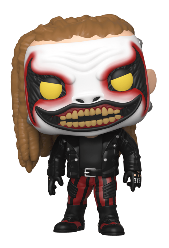 WWE: Bray Wyatt (The Fiend) - Pop! Vinyl Figure