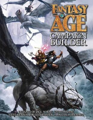 Fantasy AGE Campaign Builder's Guide by Jack Norris