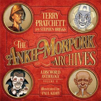 The Ankh-Morpork Archives: Volume Two by Terry Pratchett