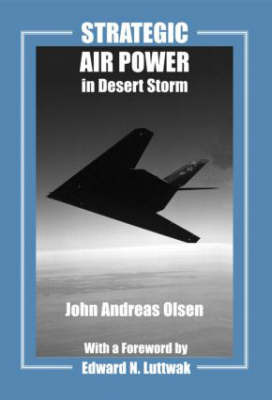 Strategic Air Power in Desert Storm by John Andreas Olsen image