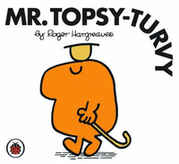 Mr Topsy-Turvy V9: Mr Men and Little Miss by Roger Hargreaves image