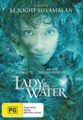 Lady In The Water on DVD