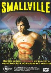 Smallville - Pilot on DVD