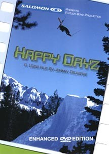 Happy Dayz on DVD image