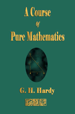 A Course of Pure Mathematics by G.H. Hardy image