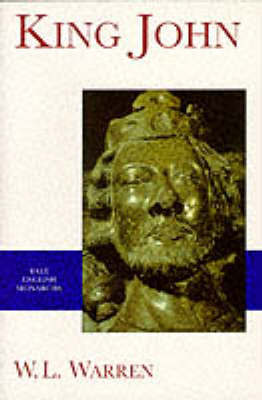 King John by W.L. Warren