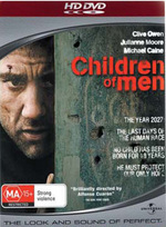 Children of Men on HD DVD
