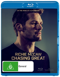 Richie McCaw: Chasing Great on Blu-ray