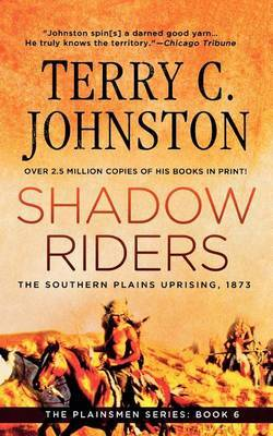 Shadow Riders by Terry C. Johnston image