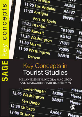 Key Concepts in Tourist Studies by Melanie Smith