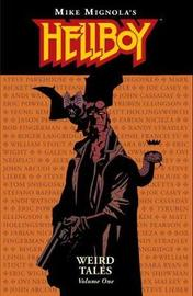 Hellboy: Weird Tales by Mike Mignola image