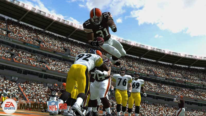 Madden NFL 08 for PC Games image
