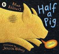Half A Pig by Allan Ahlberg image