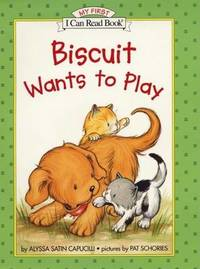 Biscuit Wants to Play by Alyssa Satin Capucilli image