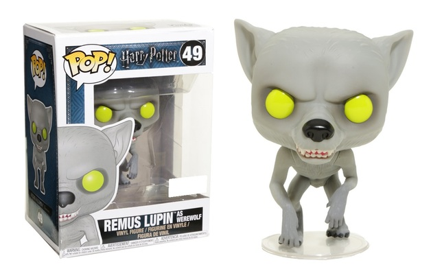 Harry Potter - Remus Lupin (Werewolf Ver.) Pop! Vinyl Figure
