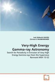 Very-High Energy Gamma-Ray Astronomy by Isak Delberth DAVIDS