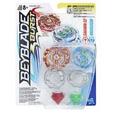 Beyblade: Burst - Doomscizor and Unicrest Duo Pack